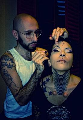 make up matias nazareno